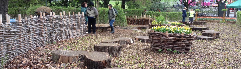 pileflett botanisk hage skovstuen pil