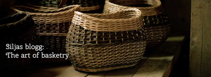 basketmaker silja levin